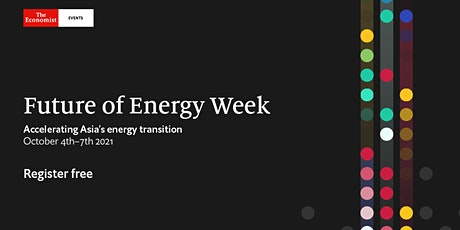 Future of Energy Week tickets