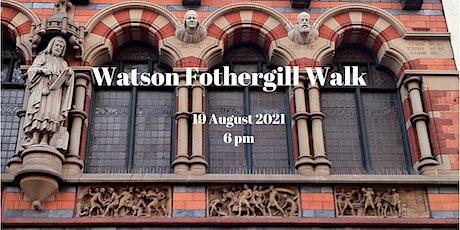 Watson Fothergill Walk: Architecture of Victorian Nottingham - Evening Walk tickets