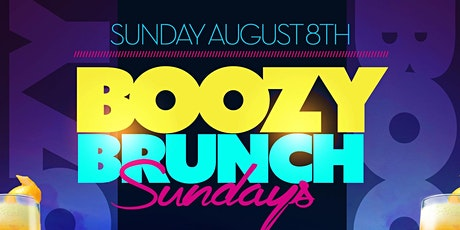 Boozy Brunch Sundays & After Party at Parq Sports Bar & Grill tickets