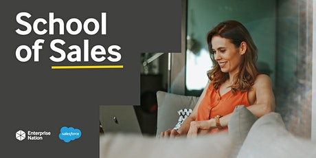 School of Sales: Creating a winning sales plan tickets