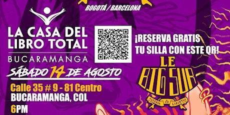LE BIG SUR, banda Colombo Catalana tocando en la CASA DEL LIBRO TOTAL entradas