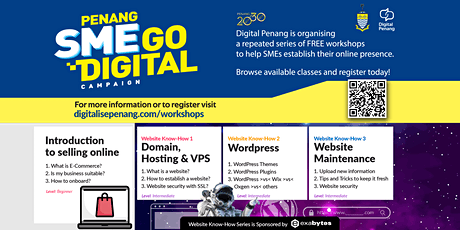 Website Know-How1: Domain, Hosting & VPS tickets