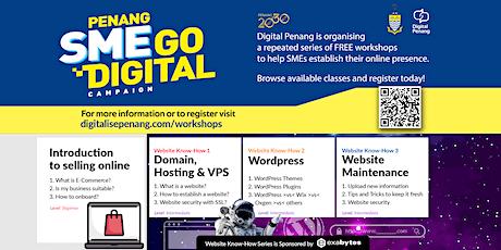 Website Know-How 2: WordPress biglietti
