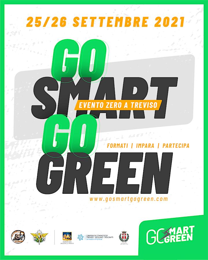 Immagine Go Smart Go Green | 25-26 Settembre Treviso