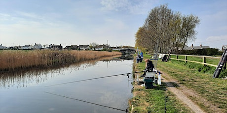 Free Let's Fish! - Wolverhampton - Learn to Fish session -SPACE tickets