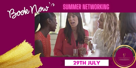 Summer Networking with WBL tickets