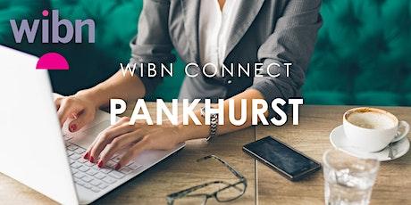 Pankhurst WIBN National September  Online Networking Event tickets