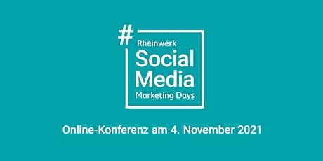 Rheinwerk Social Media Marketing Day 2021 Tickets
