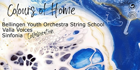 Colours of Home. A Bellingen Youth Orchestra/Valla Voices Collaboration. tickets