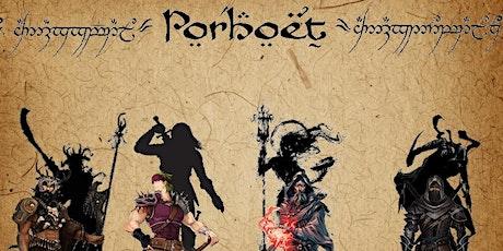Porhoët, le jeu de rôle médiéval numérique billets
