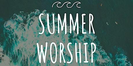 Summer Worship | Wednesdays | 7.30pm tickets