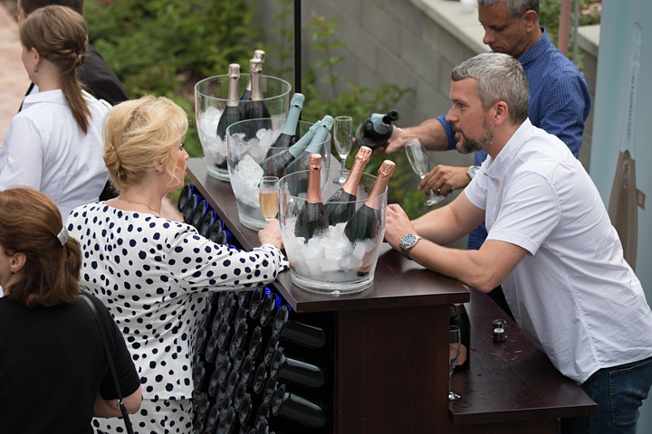 RoofTop Business Party /  VIP Business Drinks Party image