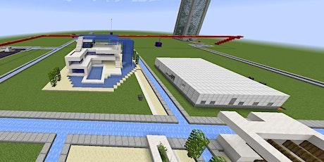 Ferien-Online Camp: Minecraft - Stadt der Zukunft (4-teilig), 23.-26.08. Tickets