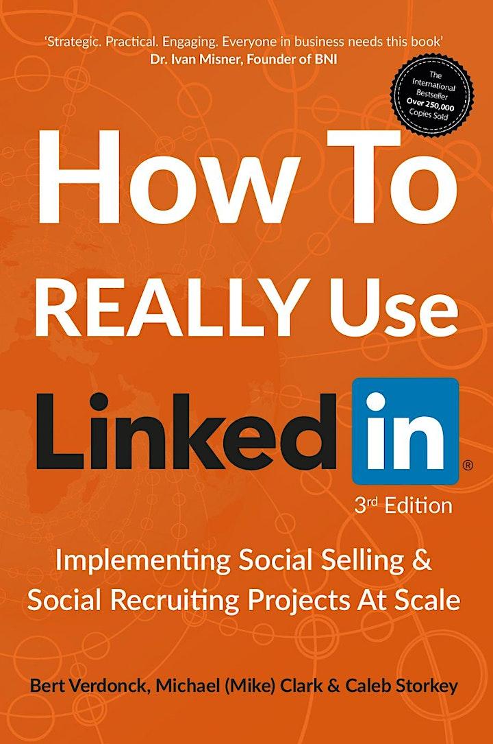 Afbeelding van Social Selling op LinkedIn? Gratis webinar!