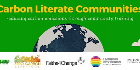 Carbon Literate Communities (Online - Two Half Day Sessions) tickets