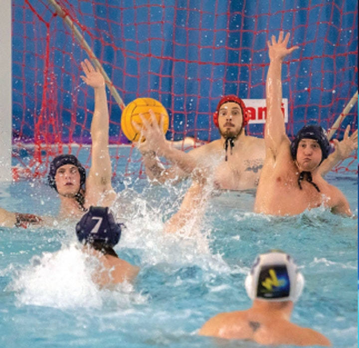 Water Polo Exhibition Match image
