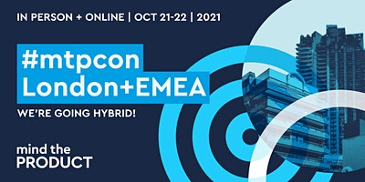 #mtpcon London+EMEA 2021