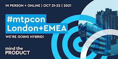 #mtpcon London+EMEA 2021 tickets