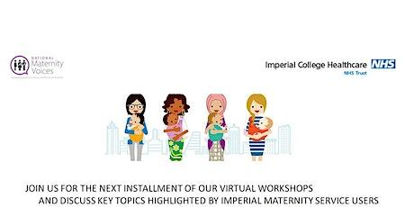 Imperial  listening workshops tickets