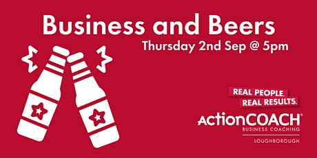 Business and Beers tickets