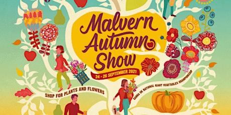 Malvern Autumn Show tickets
