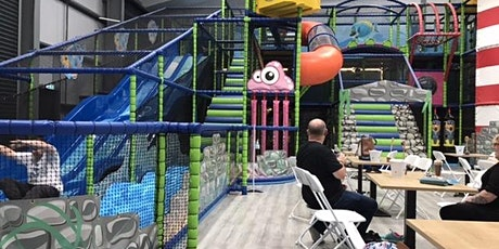 ADULT SESSION **MEMBERS OF NAS WEST NORFOLK ONLY** Little Sharks Soft Play tickets