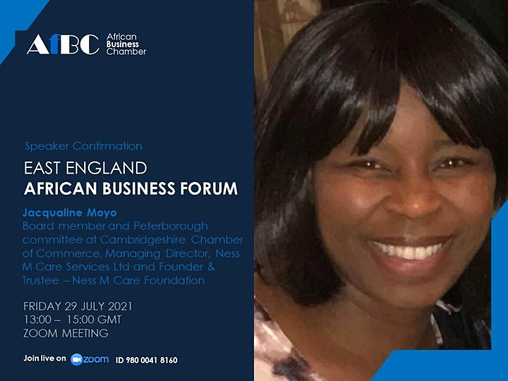 AfBC - East of England African Business Forum image