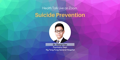 Suicide Prevention (via Zoom) tickets