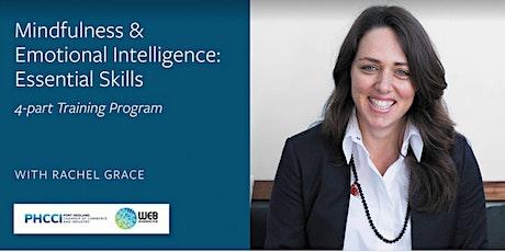 Mindfulness + Emotional Intelligence: Essential Skills (4-Part Program) tickets