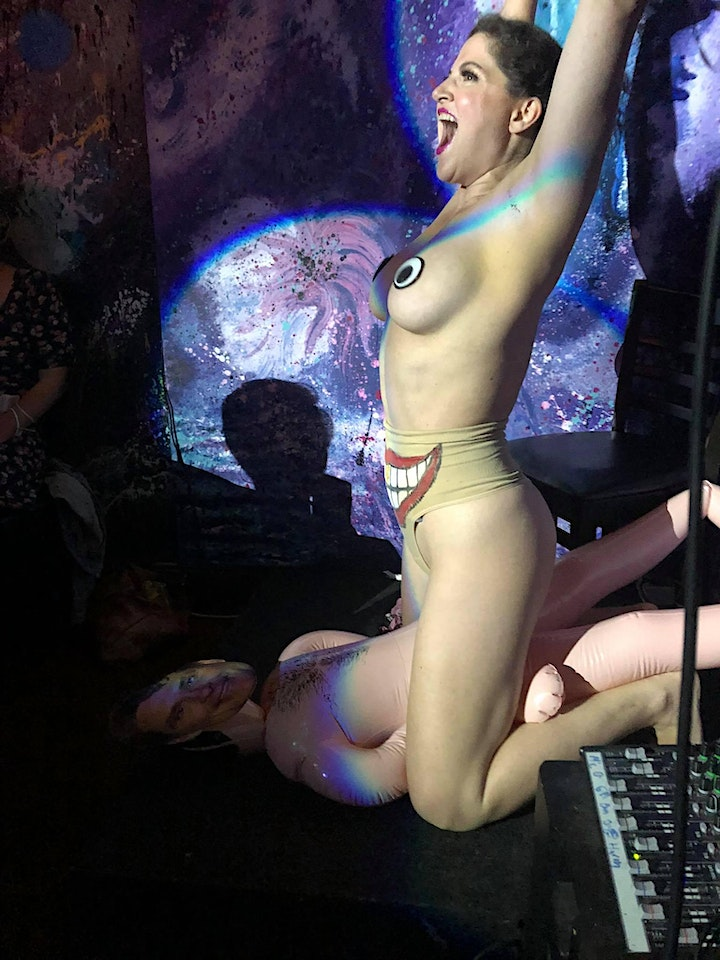 Hot and Bothered - COMEDY and BURLESQUE! image