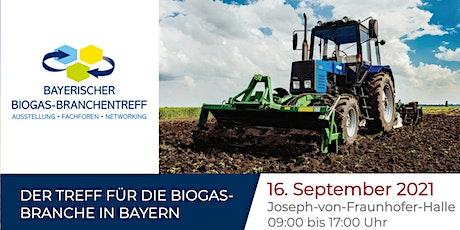 3. Bayerischer Biogas-Branchentreff Tickets