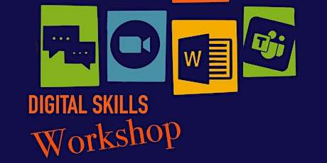 Digital Skills Workshop face to face tickets