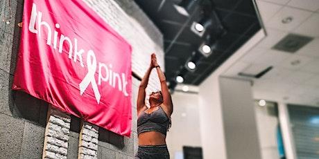 Lunch Break Yoga // Decathlon x Think Pink // Bruxelles tickets