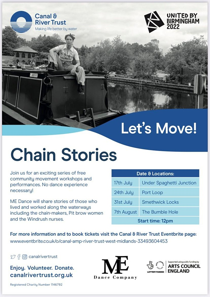 Let's Move - Chain Stories (Bumble Hole) image