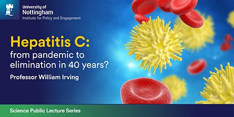Hepatitis C: from pandemic to elimination in 40 years? tickets