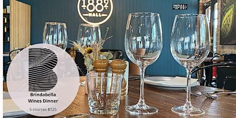 Brindabella Wines Dinner tickets