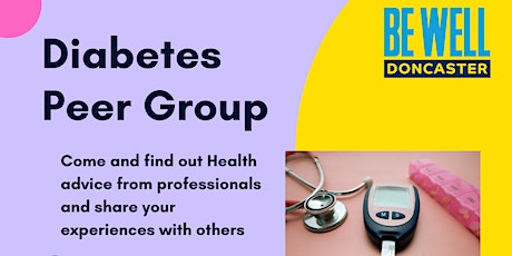 North Doncaster Diabetes Peer Group tickets