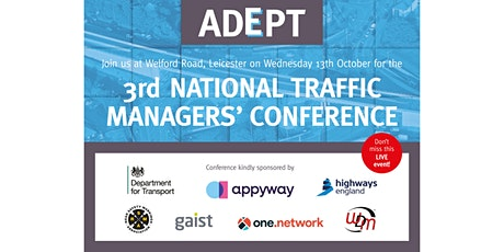 3rd National Traffic Managers' Conference tickets
