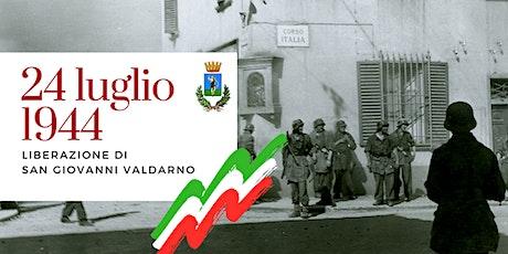 77' Anniversario della  Liberazione di San Giovanni Valdarno biglietti