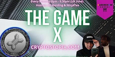 The GAME x Cryptostopia.com- Crypto & Stock News ,Updates & Q&A ! (19/7/21) tickets