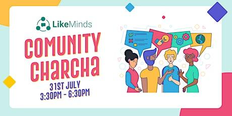 Community Charcha tickets