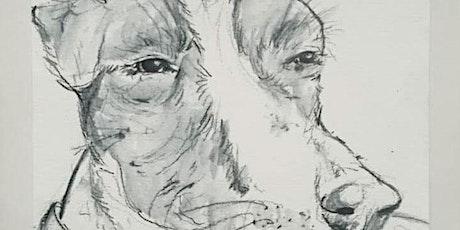 Pet portraiture. tickets
