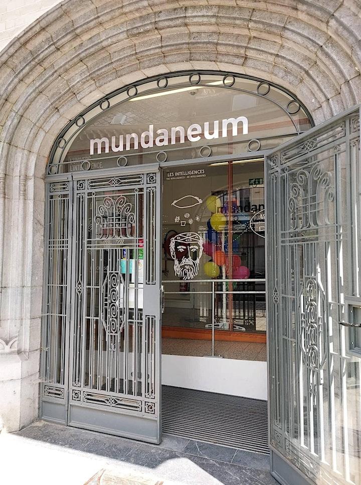 Image pour Visite guidée au Mundaneum  avec MARS - (inscriptions voir tarifs)