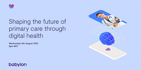 Shaping the future of primary care through digital health tickets