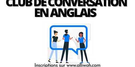 Alliwoh  English Conversation Club ingressos