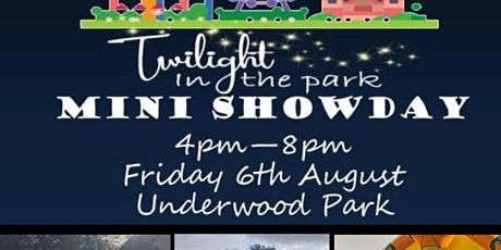Twilight in the Park Mini Show Day Market tickets