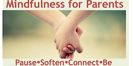 Online Mindfulness for Parents and Carers Taster Workshops tickets