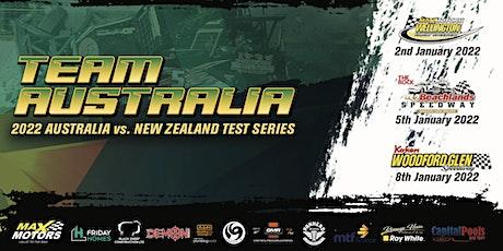 NZ v Australia Stockcar Teams Test tickets