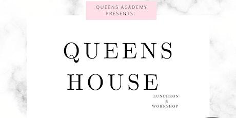 QueensAcademy Business Mastery Class& Luncheon tickets