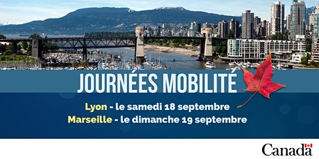 Journées Mobilité Canada billets